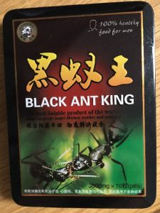 Black Ant King Pills Review – Do They Have Side Effects?