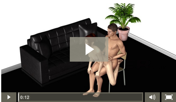 Sex position hot seat