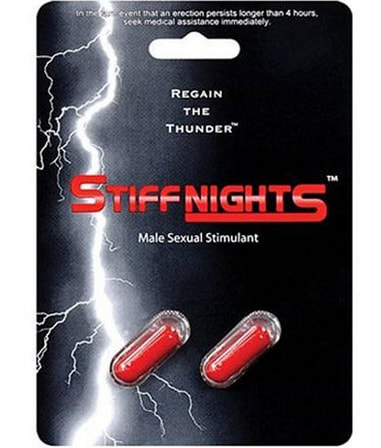 Stiff Nights Pills Review Side Effects Fda Warnings Exposed