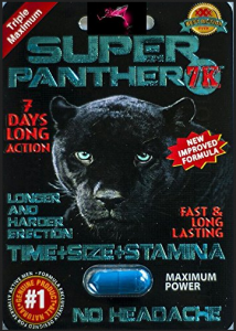 Super Panther 7K Review, FDA Warnings + Side Effects